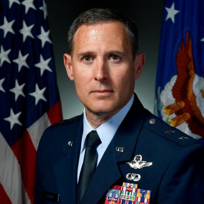 Major General David A. Krumm