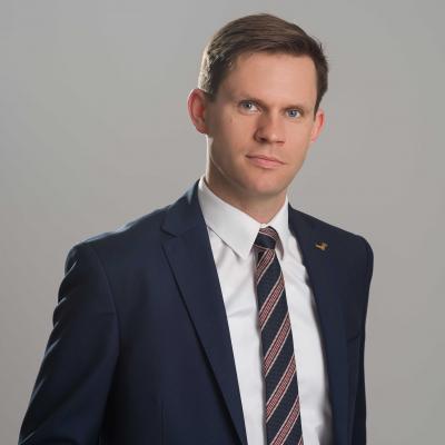 Mateusz Figaszewski, Director, E-mobility Development at Solaris Bus & Coach SA