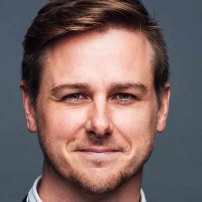 Richard Alan Reid, Executive Creative Director at Buzzfeed