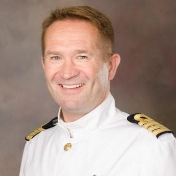 Rear Admiral Yngve Skoglund