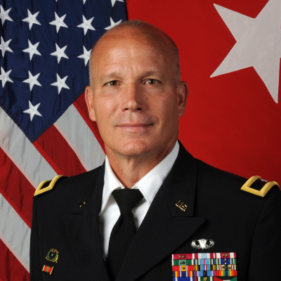 Brigadier General Michael E. Sloane, Program Executive Officer at Simulation, Training and Instrumentation (PEO STRI)