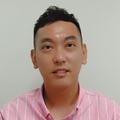Marcus Lim, Assistant Vice President, Head of Customer Service at NETS