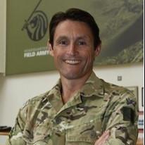 Lieutenant General Ivan Jones CB