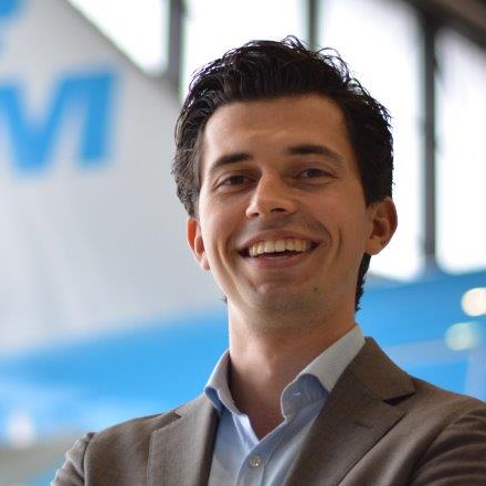 Ocky Wiemeijer, Product Manager Operations Decisions Support at KLM