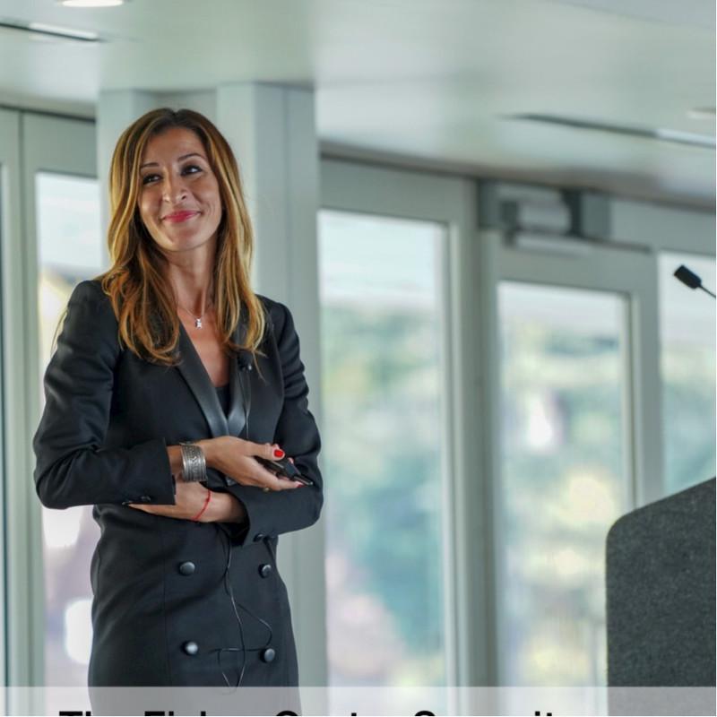 Sabrina Menasria, Head of BI and Master Data Governance at Chanel