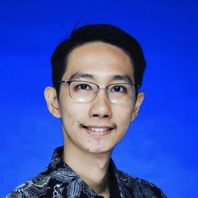 Juan Intan Kanggrawan, Head of Data Analytics at Jakarta Smart City