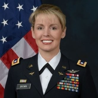 Kelly Brown, Senior National Guard Advisor at Department of Homeland Security