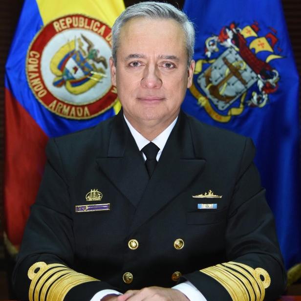 Admiral Ernesto Durán González
