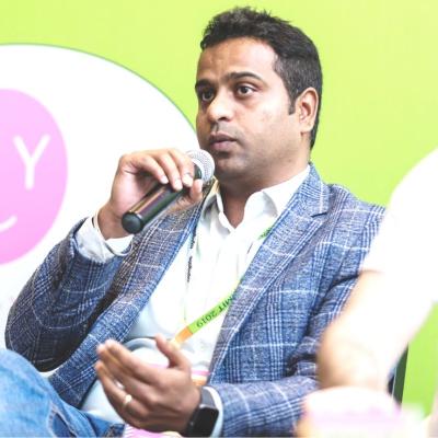 Mr Dilip Krishnan