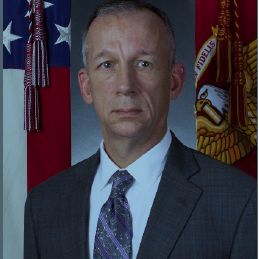 D. Guy Jordan, Assistant Director of Intelligence at Headquarters US Marine Corps