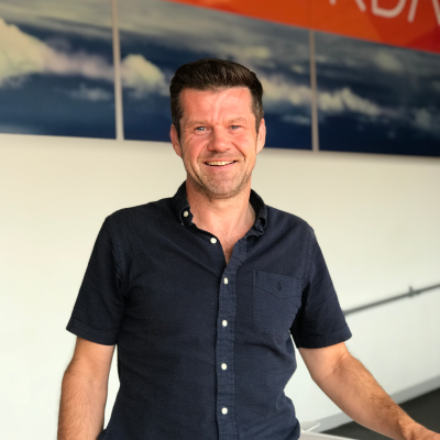 Gary Smith, Director of Operations Transformation at easyJet