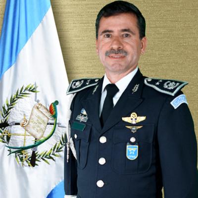 Brigadier General Timo Hernández Duarte