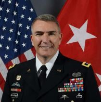 Major General Peter A Gallagher