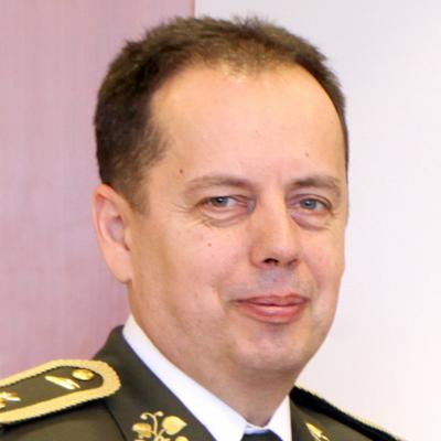 Major General Ivan Pach