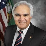 Sonny Bhagowalia, Deputy Assistant Commissioner at Office of Information and Technology, U. S. Customs Border and Protection
