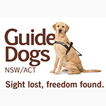 Gabrielle Dracopoulos, Head of Experience Transformation at Guide Dogs ACT/ NSW