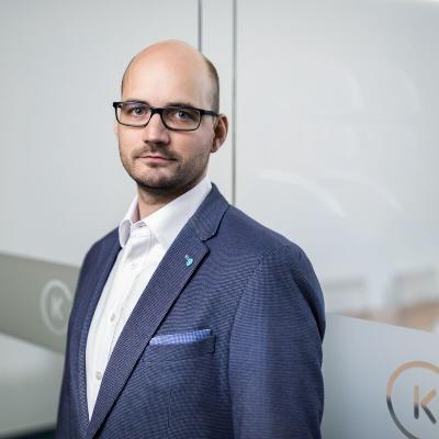 Juraj Striezenec, CFO at Kiwi.com