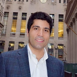 Mohsen Chitsaz, Founder & Chief Investment Officer at Alpha Beta Investments