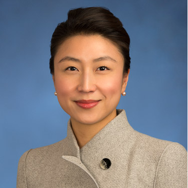 Amy Hong, Global Head of Market Structure, Equities and FICC, Securities Division at Goldman Sachs
