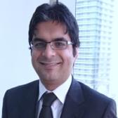 Bilal Irshad, Senior Manager at EY MENA FAAS Digital