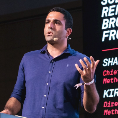 Shailin Dhar, CEO at Method Media Intelligence