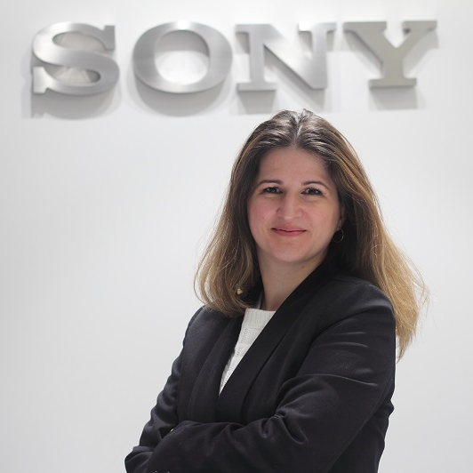 Krisztina Beer, Head of Regional HR Service Delivery Asia at Sony Mobile