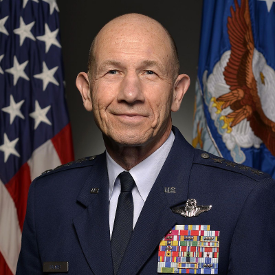 "General James M. ""Mike"" Holmes"