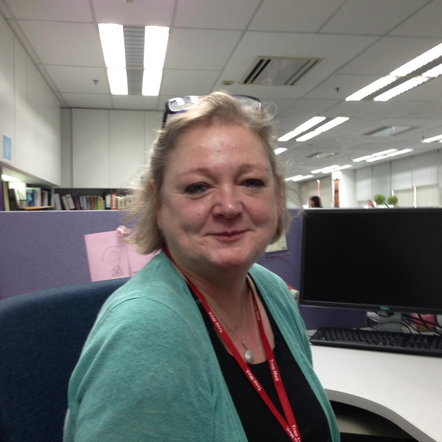 Zoe Doran, Head of Clinical Trials Support Group at Mahidol Oxford Tropical Medicine Research Unit(Thailand)