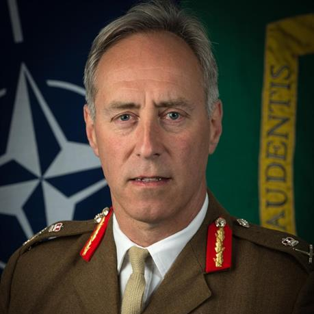 Lieutenant General Tim Radford