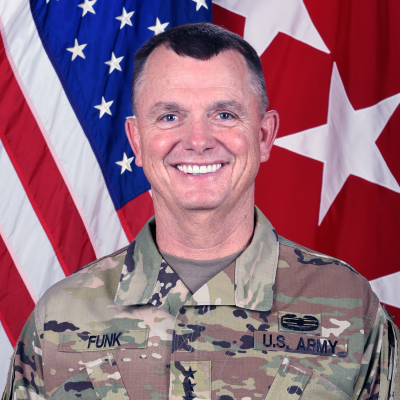 General Paul Edward Funk II