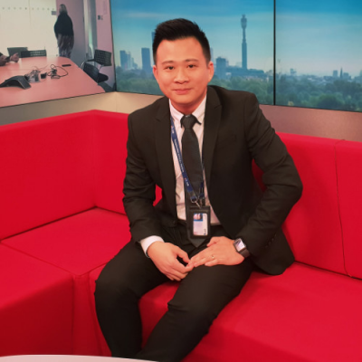 Kingston Seet, General Manager, GBS Malaysia at BT