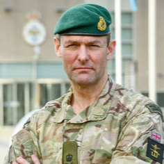 Lieutenant General Rob Magowan