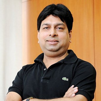 Rajesh Jain, Managing Director & Chief Executive Officer at Lacoste India