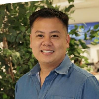 Derrick Dinglasan, Global Head of Digital at Manduka