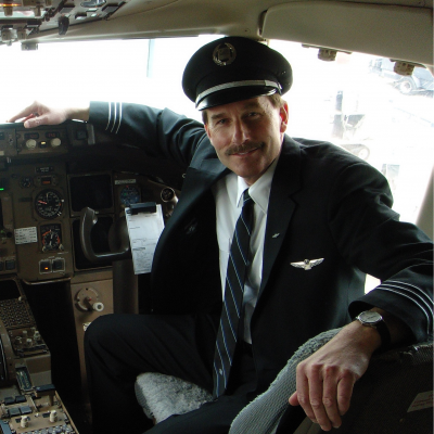 "Jeff Skiles, Co-Pilot of U.S. Airways Flight 1549 at ""The Miracle on the Hudson"""