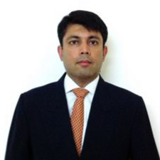 Mr Neelkant Rawal, Head of Digital Platform at HSBC
