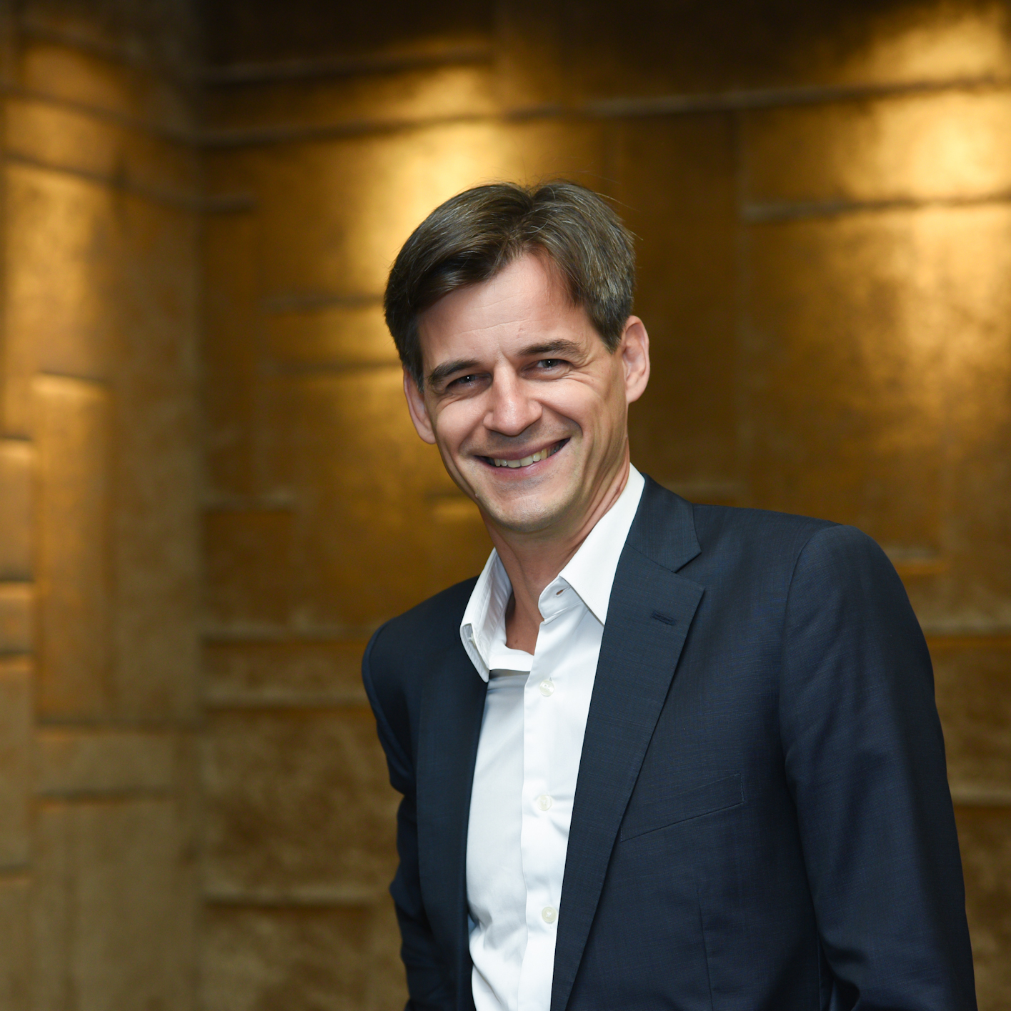 Mr Guilhem Vincens, Head of Change and Innovation - APAC at ABN AMRO Bank N.V