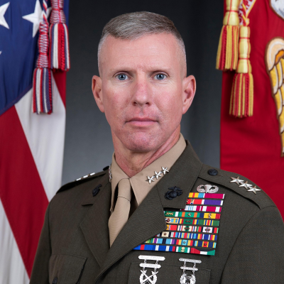 Lieutenant General Eric M. Smith