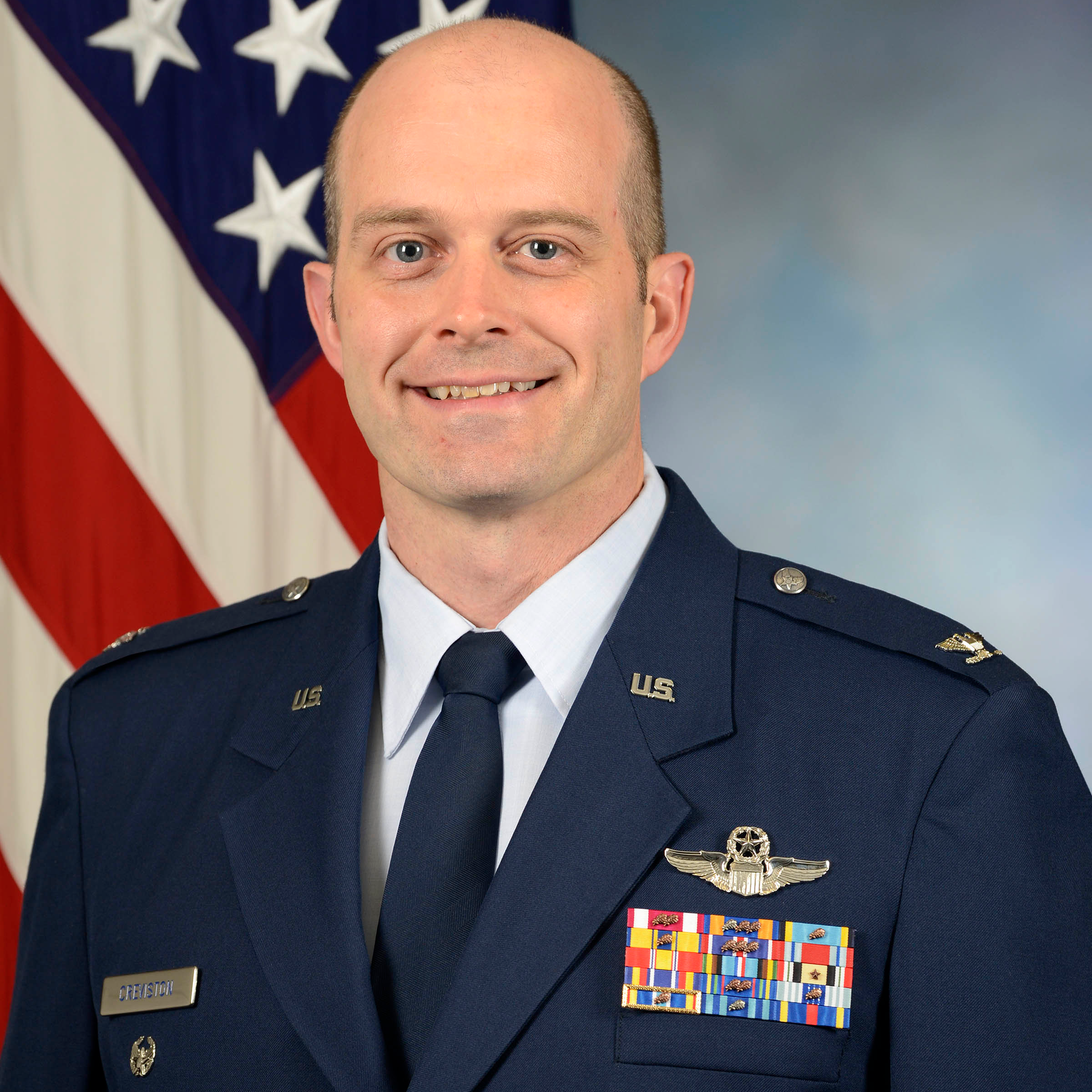 Colonel Doug Creviston