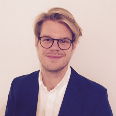 Andreas Larsson, Global Head of Indirect Procurement at Tryg
