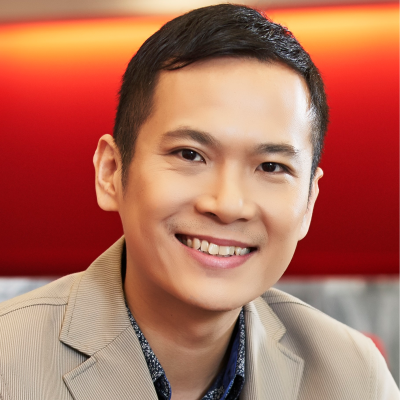 Mr John Lim, Head of Organisation Development, Group HR at OCBC Bank Singapore