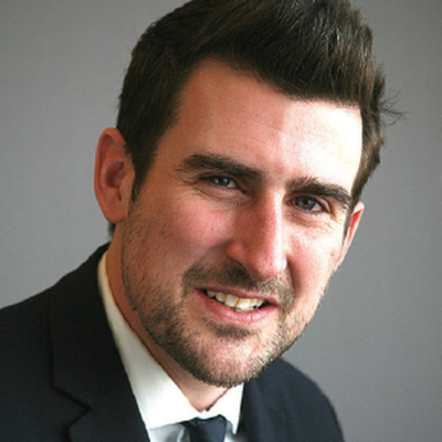 James Hilton, Head of Sales, EMEA, for Advanced Execution Services (AES) at Credit Suisse