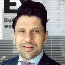Khurram Siddiqui, Global FAAS Robotics Leader, MENA FAAS at Digital Leader, EY