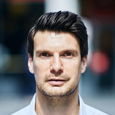 Andy Lightfoot, CEO UK & US at SpaceNK