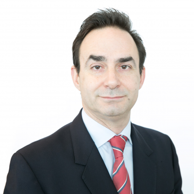 Antonello Russo, EMEA Head of Investment Risk Management – ETF and Index Investments at Blackrock