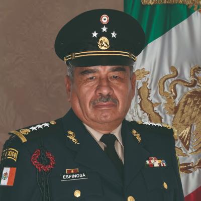Lieutenant General Dagoberto Espinosa Rodríguez