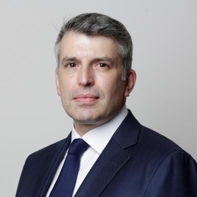Giles Desforges, Chief Revenue Officer at Vizolution