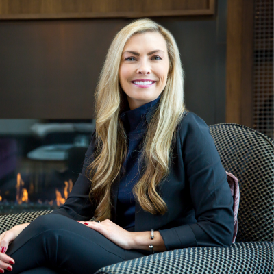 Jenelle Sheridan, Head of Strategy & Customer Engagement at Athleta