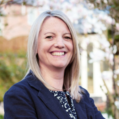 Claire Tapping, Former Head of IT Procurement at Rolls Royce