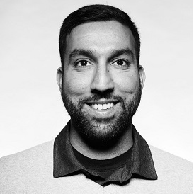 Rashpal Ahluwalia, Director of Technology at Earls Kitchen + Bar